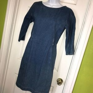 Dresses & Skirts - Vintage Jean Dress ~PB1
